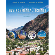 Environmental Science: Earth as a Living Planet (BOK)