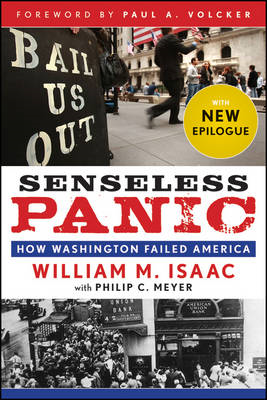 Senseless Panic: How Washington Failed America (BOK)