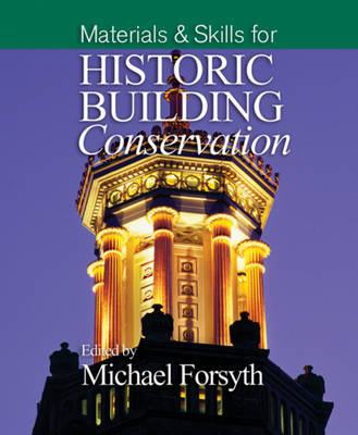 Materials and Skills for Historic Building Conservation (BOK)
