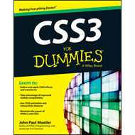 CSS3 For Dummies (BOK)