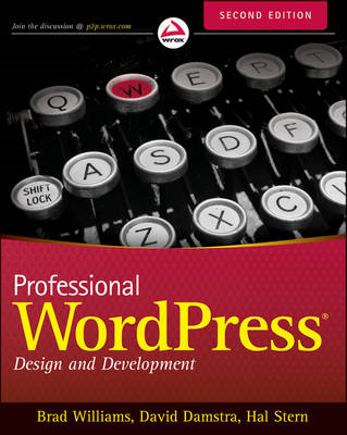 Professional WordPress: Design and Development (BOK)