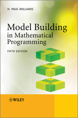 Model Building in Mathematical Programming (BOK)