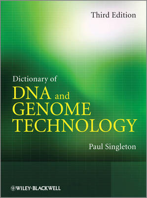 Dictionary of DNA and Genome Technology (BOK)