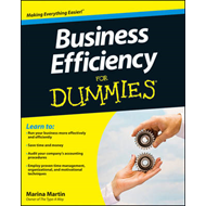 Business Efficiency For Dummies (BOK)