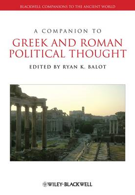 A Companion to Greek and Roman Political Thought (BOK)