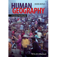 Human Geography - a Concise Introduction (BOK)