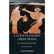Guide to Ancient Greek Drama (BOK)
