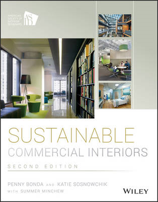 Sustainable Commercial Interiors (BOK)
