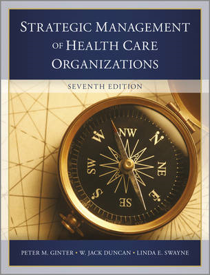 Strategic Management of Health Care Organizations (BOK)