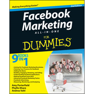 Facebook Marketing All-in-One For Dummies (BOK)