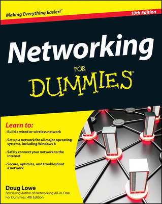 Networking For Dummies (BOK)