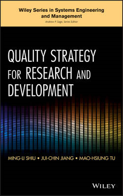 Quality Strategy for Research and Development (BOK)
