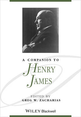 Companion to Henry James (BOK)