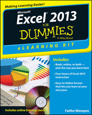 Excel 2013 eLearning Kit For Dummies (BOK)