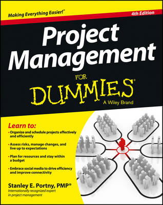 Project Management For Dummies(R) (BOK)