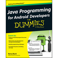 Java Programming for Android Developers For Dummies (BOK)