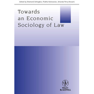 Towards an Economic Sociology of Law (BOK)