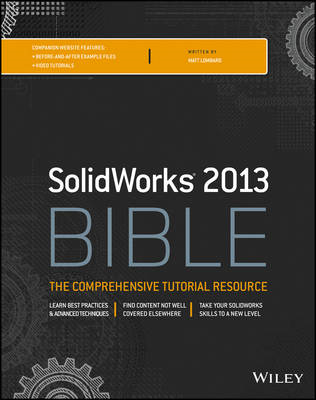 Solidworks 2013 Bible (BOK)