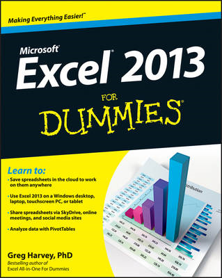 Excel 2013 For Dummies (BOK)