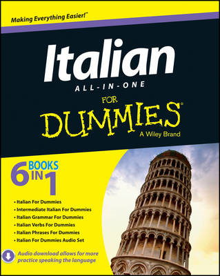 Italian All-in-One For Dummies (BOK)