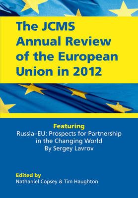 The JCMS Annual Review of the European Union in 2012 (BOK)