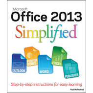 Office 2013 Simplified (BOK)