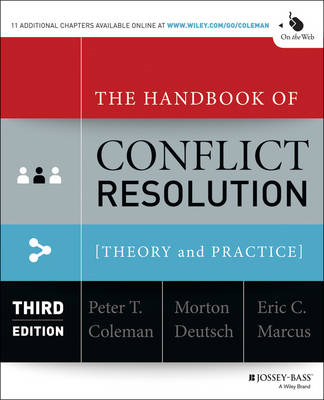 Handbook of Conflict Resolution (BOK)