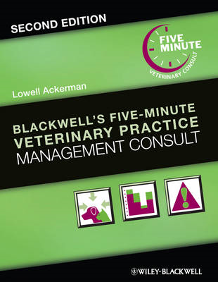 Blackwell's Five-Minute Veterinary Practice Management Consu (BOK)