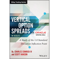 Vertical Option Spreads: A Study of the 1.8 Standard Deviation Inflection Point + Website (BOK)