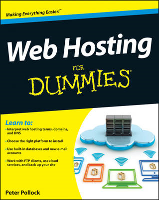 Web Hosting For Dummies (BOK)