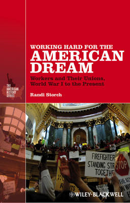 Working Hard for the American Dream (BOK)