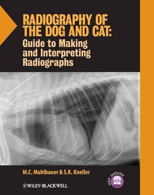 Radiography of the Dog and Cat (BOK)