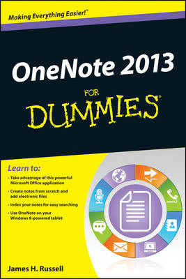 OneNote 2013 For Dummies (BOK)