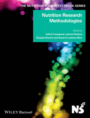 Nutrition Research Methodologies (BOK)