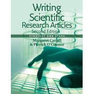 Writing Scientific Research Articles: Strategy and Steps (BOK)