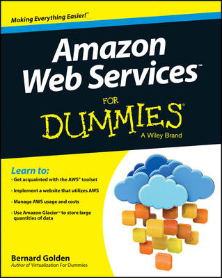 Amazon Web Services For Dummies (BOK)