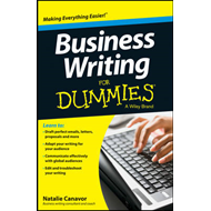 Business Writing for Dummies (BOK)