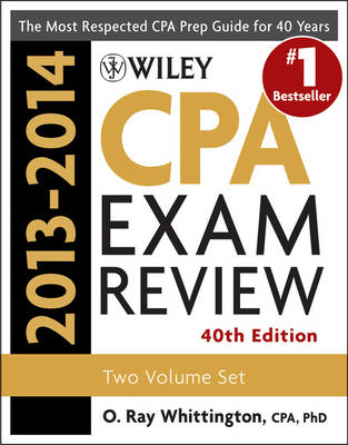 Wiley CPA Examination Review 2013-2014: Set (BOK)