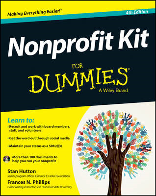 Nonprofit Kit For Dummies (BOK)