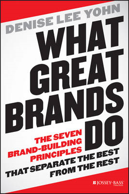 What Great Brands Do (BOK)