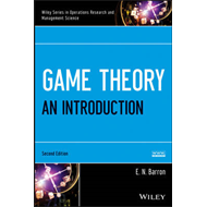 Game Theory: An Introduction, Set (BOK)