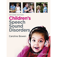 Children's Speech Sound Disorders 2E (BOK)