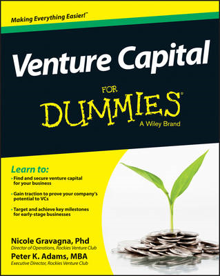 Venture Capital For Dummies (BOK)