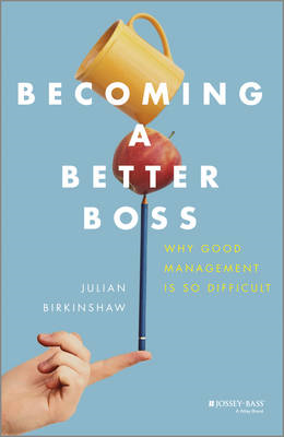 Becoming a Better Boss (BOK)