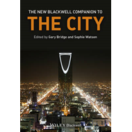 New Blackwell Companion to the City (BOK)
