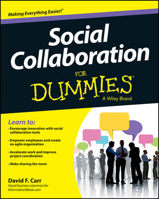 Social Collaboration For Dummies (BOK)