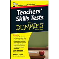 Teacher's Skills Tests For Dummies (BOK)