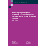 Language of Queen Elizabeth I (BOK)