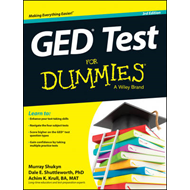 GED Test For Dummies (BOK)