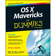 OS X Mavericks For Dummies (BOK)